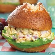 Fruited Tuna Salad