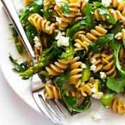 Asparagas_Arugula_Pasta_Salad