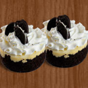 Oreo Cookie Cheesecakes