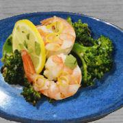 Shrimp Sheet Pan Dinner with Broccolini