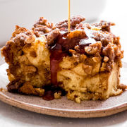French Bread Pudding