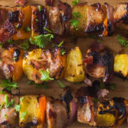 Grilled Pork Kabobs