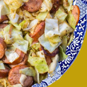 Sausage Cabbage Skillet