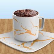 Double Chocolate Cake Mug