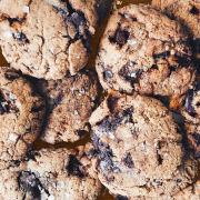 Pecan Bark Cookies